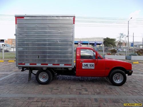 chevrolet luv kb 21 furgon 1.6cc mt
