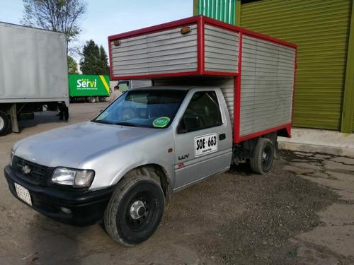 chevrolet luv luv diesel furgón 2005