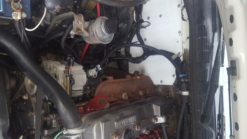 chevrolet luv luv s10 con motor toyota 13b diésel 1998