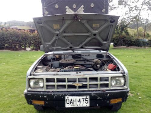 chevrolet luv modelo 1985