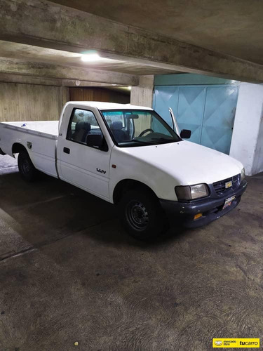 chevrolet luv pick-up