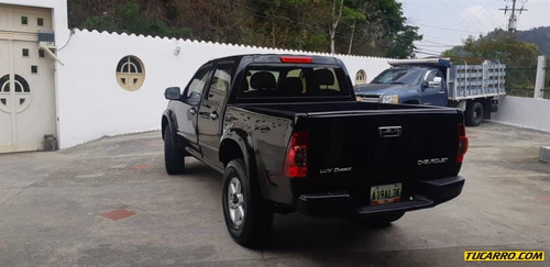 chevrolet luv pick-up d/cabina 4x4