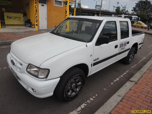 chevrolet luv tfr 2.5