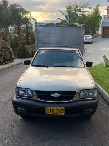 chevrolet luv-tfr furgon 2003 turbo diesel