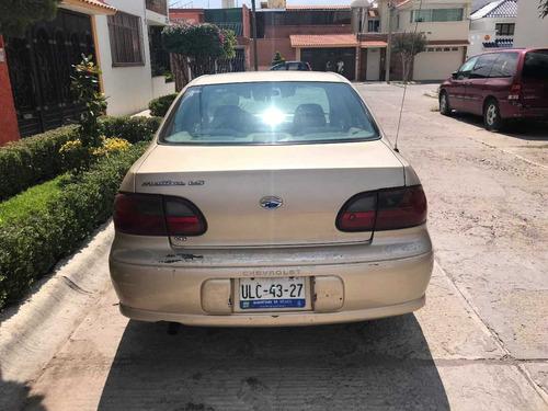 chevrolet malibú 2002 ls v6 aut. elect. 4 pts clima cd equip