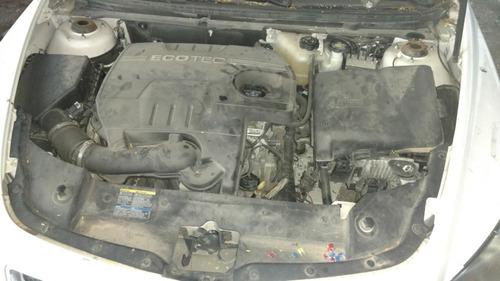 chevrolet malibu 2010 ( en partes ) 2008 - 2012 motor 2.4