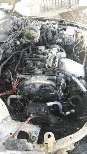 chevrolet malibú 2017 gasolina automático venta por piezas