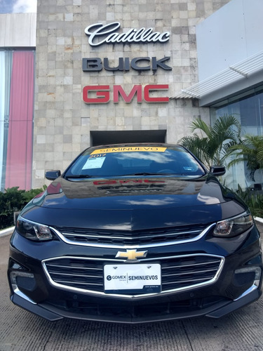 chevrolet malibú 2017 lt 2.0 turbo