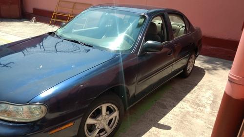 chevrolet malibú 4p sedan aut v6 2000
