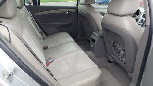 chevrolet malibú c 4p sedan aut l4 ee q/c 2011
