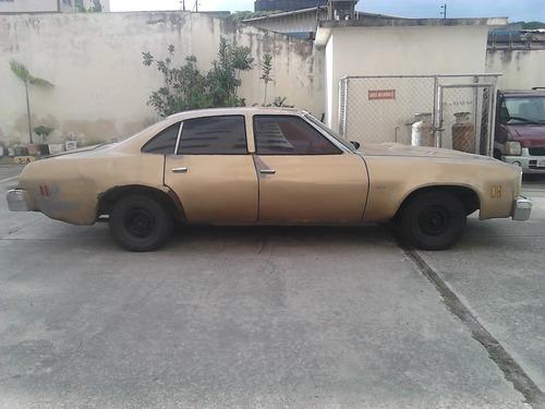 chevrolet malibu classic 1977 automático v8