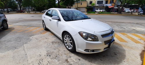 chevrolet malibu g sedan v6 ee piel qc at 2011