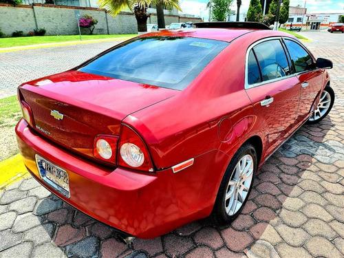 chevrolet malibu g sedan v6 ee piel qc at 2012