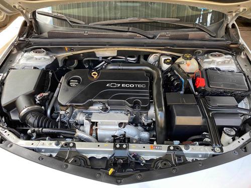 chevrolet malibú ls 2016 at 1.5 turbo rin 16  electrico tela