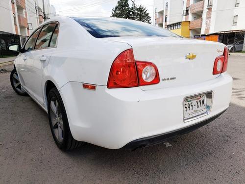 chevrolet malibú lt at 2012 autos puebla