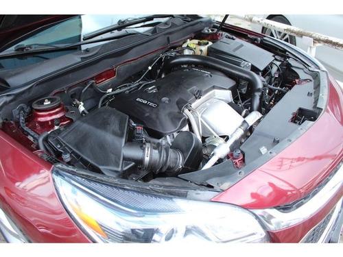chevrolet malibu ltz 2.0 turbo 2015 seminuevos