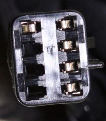 chevrolet malibu ltz 2006 - 2007 espejo derecho electrico