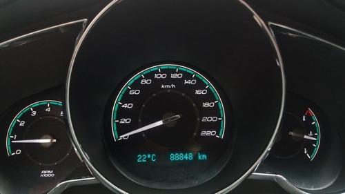 chevrolet malibu ltz 2.4l 2011 preto gasolina