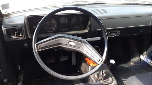 chevrolet marajó, opala, caravan, 6cc, chevette, turbo
