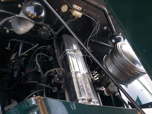 chevrolet  master 2 ptas restaurado 1938 gpdevoto