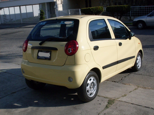 chevrolet matiz 1.0 ls plus mt