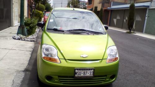 chevrolet matiz 2014 1.0 ls mt fact orig acepto auto