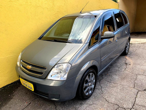 chevrolet meriva 1.4 collection econoflex 5p