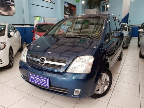 chevrolet meriva  1.8 8v gasolina manual