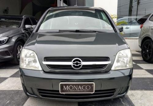 chevrolet meriva 1.8 flex completo monaco automoveis