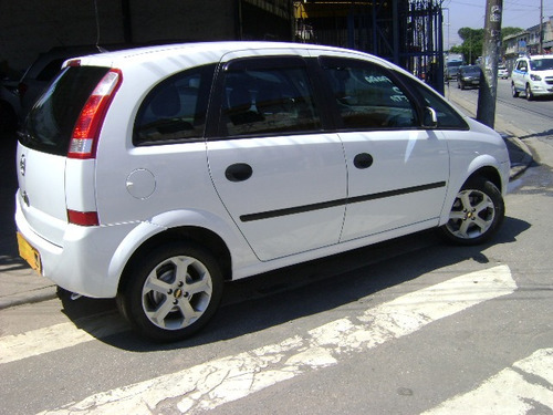 chevrolet meriva 1.8 flex power 5p completa couro rodas