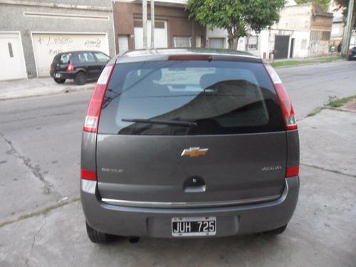 chevrolet meriva 1.8 gl 2011 famaautos