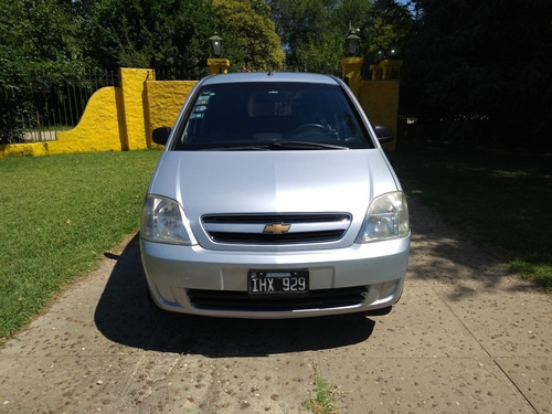 chevrolet meriva 1.8 gl plus 106 hp 2009