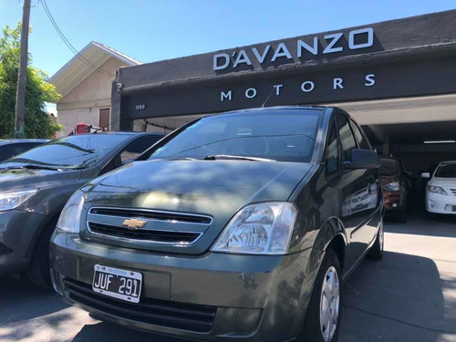 chevrolet meriva 1.8 gl plus 2011