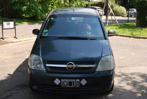 chevrolet meriva 1.8 gl plus ab 2007