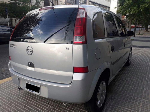 chevrolet meriva 1.8 gl plus + ab