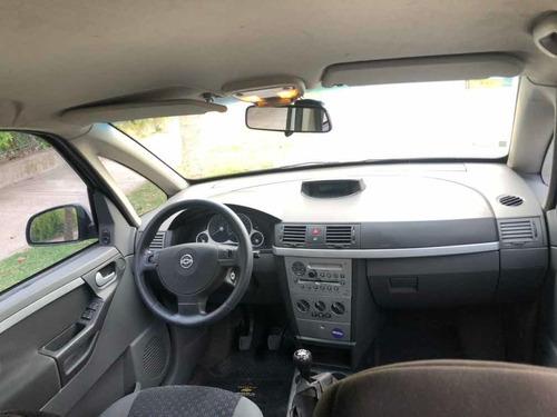 chevrolet meriva 1.8 gls 102 hp 2009