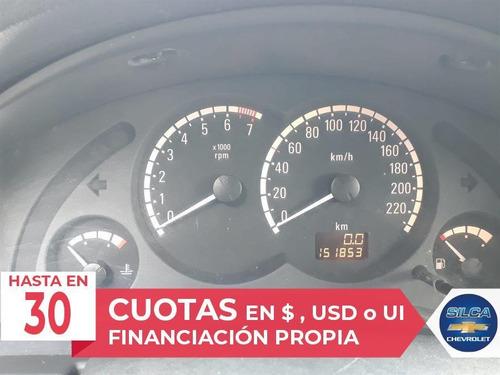 chevrolet meriva 1.8 gls 2008 gris plata 5 puertas