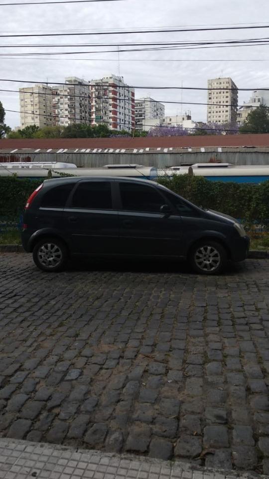 Chevrolet Meriva 18 Gls Easytronic 2009 150000 En Mercado Libre