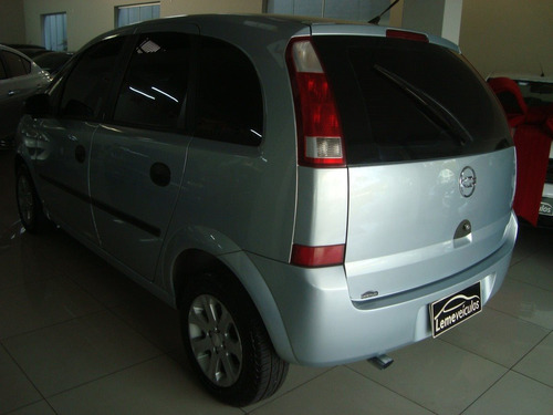 chevrolet meriva 1.8 mpfi 8v gasolina 4p manual