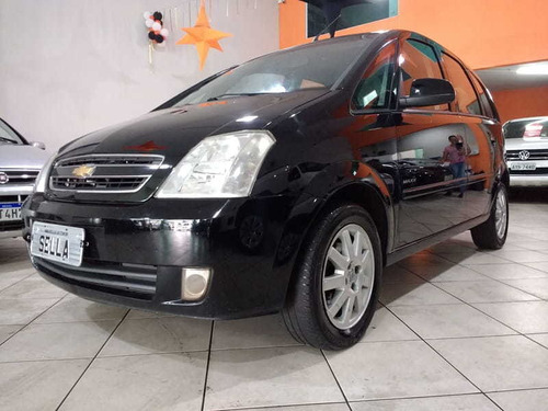 chevrolet meriva flexpower maxx 1.4 8v 4p  2009