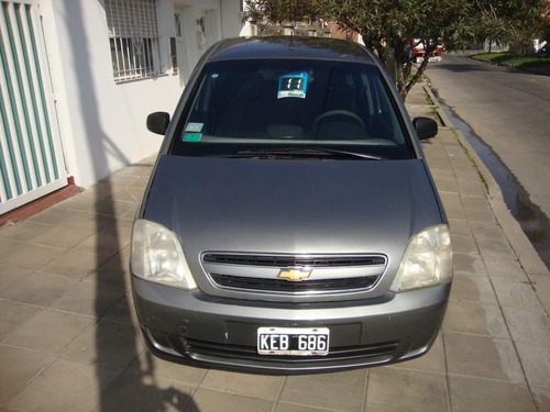 chevrolet meriva gl plus 1.8