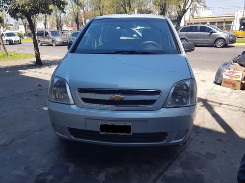 chevrolet meriva gl plus 2011