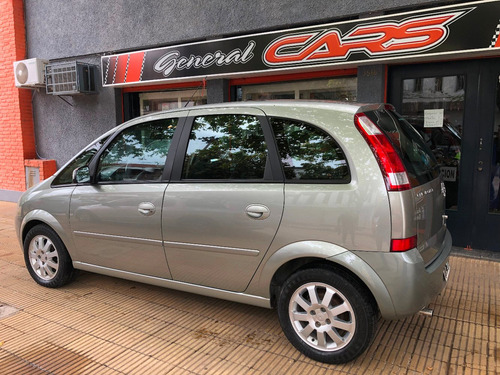 chevrolet meriva gls 1.7d impecable 2006 canje financiacion
