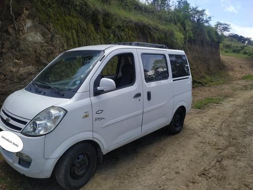 chevrolet minivan n200 furgoneta