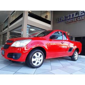 Chevrolet Montana 1.4 Ls 8v Flex 2017