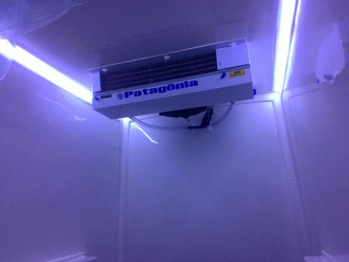 chevrolet montana 1.4 ls refrigerada 2015 -10 c/ serviço
