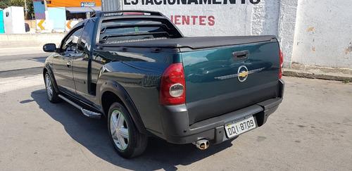 chevrolet montana 2005 completa 1.8 8v flex nova