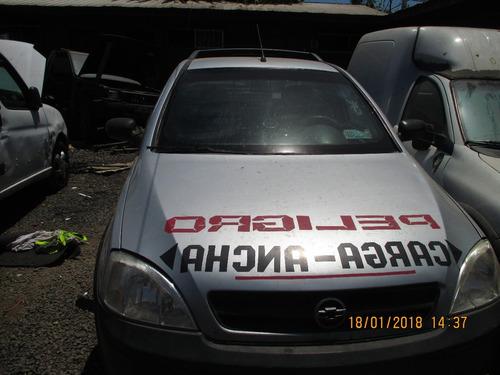 chevrolet montana  2008 en desarme
