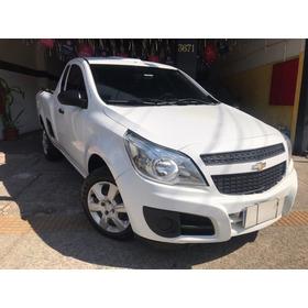 Chevrolet Montana 2017 1.4 Flex Ls Muito Nova