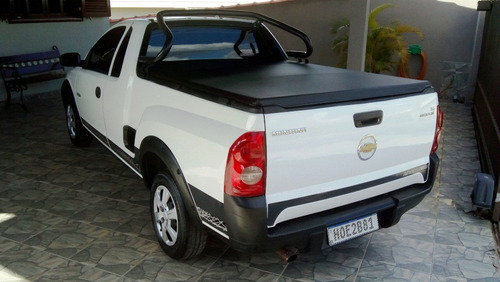 chevrolet montana conquest 1.4 - flex